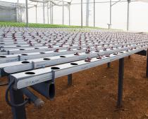 Sistema injetor de solução nutritiva – conjunto com 10 unidades