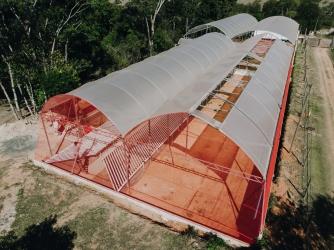 Estufa agrícola Hidrogood Gótica