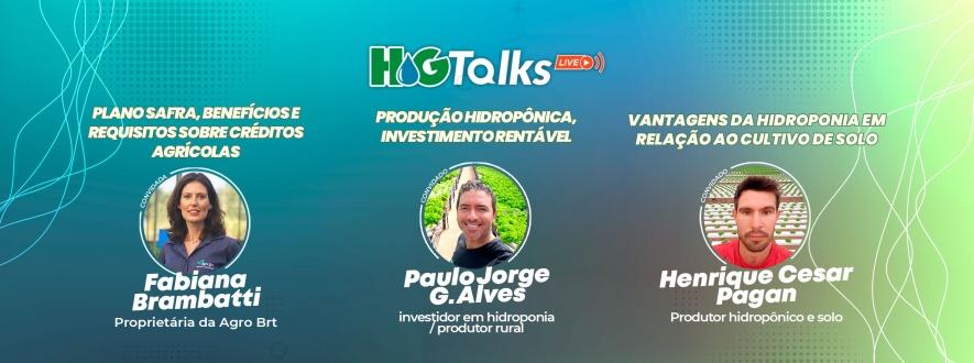 Hidrogood Talks 4 edição